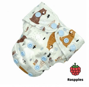 AIO NB Beartime (Zaspane Misie), Rasppies